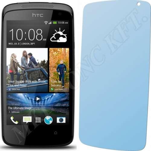 HTC Desire 500 kijelzővédő fólia
