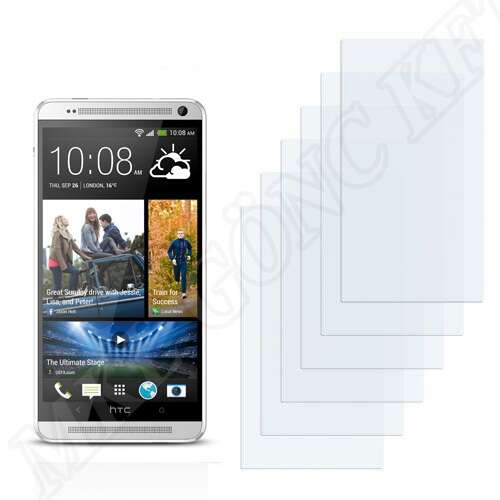 HTC One Max kijelzővédő fólia