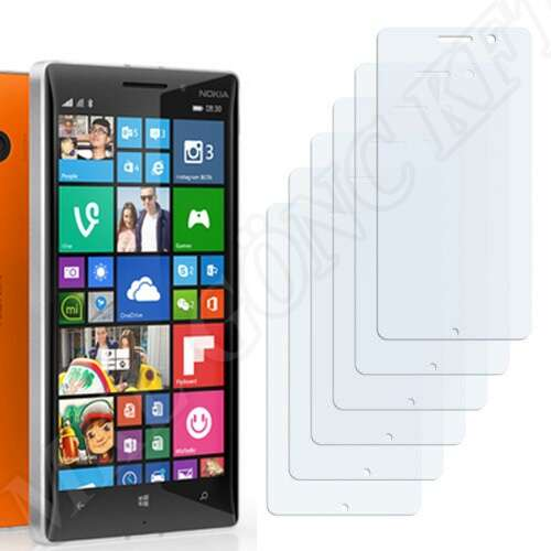Nokia Lumia 830 kijelzővédő fólia