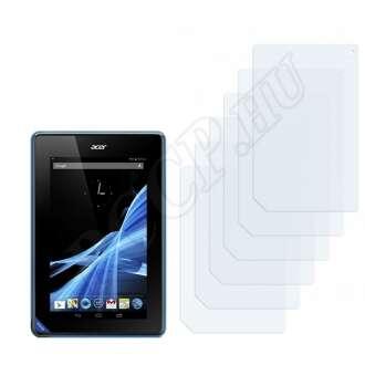 Acer Iconia Tab B1 (2013) kijelzővédő fólia