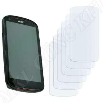 Acer Liquid E1 Duo kijelzővédő fólia