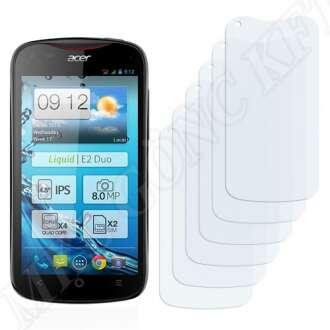 Acer Liquid E2 Duo (V370) kijelzővédő fólia