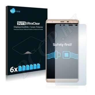 Alcatel One Touch Idol 4 S kijelzővédő fólia