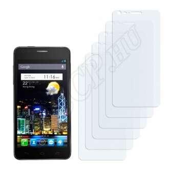 Alcatel One Touch Idol 6033X OT-6033X kijelzővédő fólia