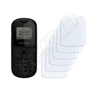 Alcatel One Touch OT-105A kijelzővédő fólia