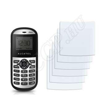 Alcatel One Touch OT-109 kijelzővédő fólia