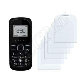 Alcatel One Touch OT-112 kijelzővédő fólia