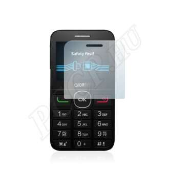 Alcatel One Touch OT-2008G kijelzővédő fólia