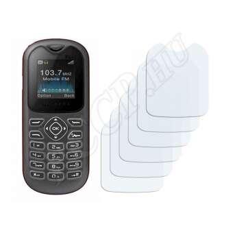 Alcatel One Touch OT-208 kijelzővédő fólia