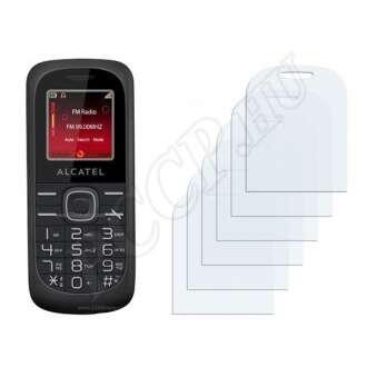 Alcatel One Touch OT-213 kijelzővédő fólia