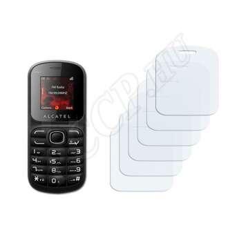 Alcatel One Touch OT-217 kijelzővédő fólia