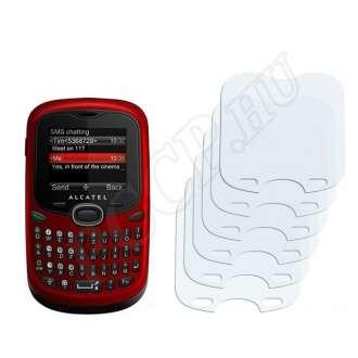 Alcatel One Touch OT-255 kijelzővédő fólia