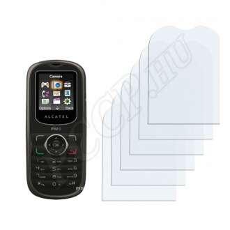 Alcatel One Touch OT-305 kijelzővédő fólia