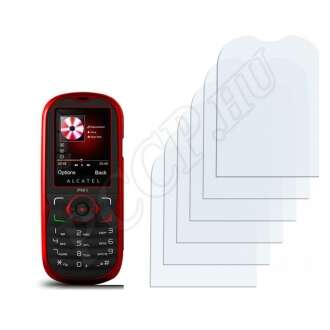 Alcatel One Touch OT-305A kijelzővédő fólia