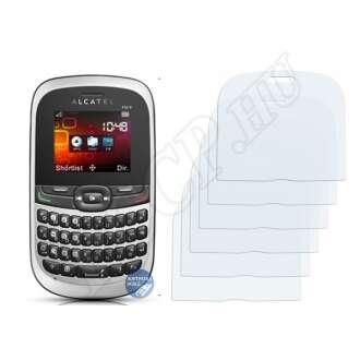 Alcatel One Touch OT-310 kijelzővédő fólia