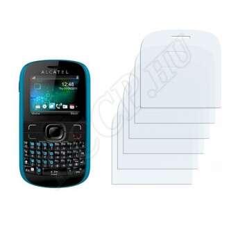 Alcatel One Touch OT-385 kijelzővédő fólia