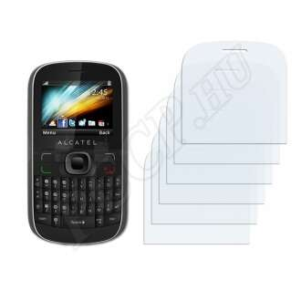 Alcatel One Touch OT-385D kijelzővédő fólia