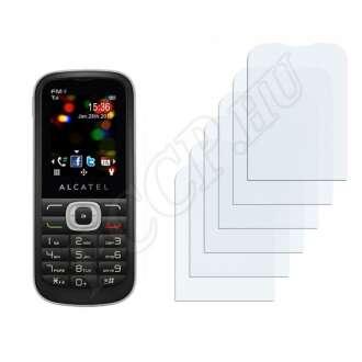 Alcatel One Touch OT-506 kijelzővédő fólia