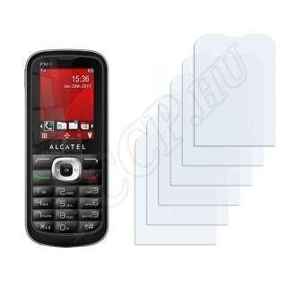 Alcatel One Touch OT-506A kijelzővédő fólia