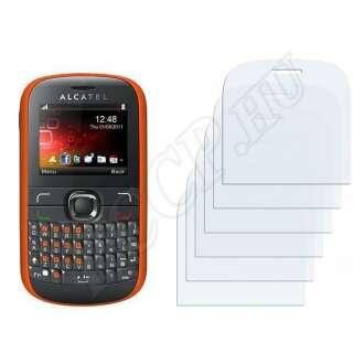 Alcatel One Touch OT-585 kijelzővédő fólia