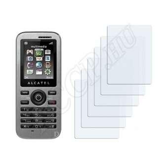 Alcatel One Touch OT-600 kijelzővédő fólia