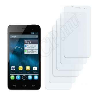 Alcatel One Touch OT-6010X Star kijelzővédő fólia