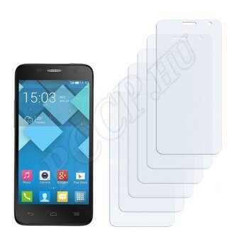 Alcatel One Touch OT-6012E kijelzővédő fólia