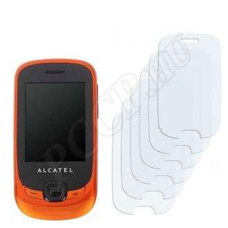 Alcatel One Touch OT-602D kijelzővédő fólia
