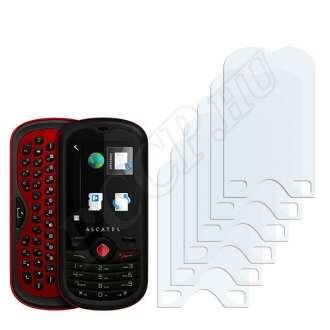 Alcatel One Touch OT-606A kijelzővédő fólia