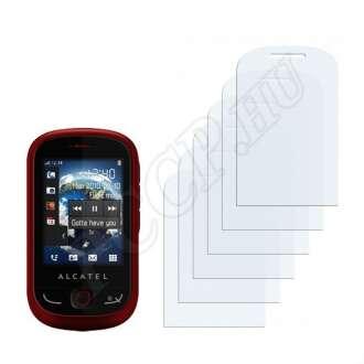 Alcatel One Touch OT-706 kijelzővédő fólia