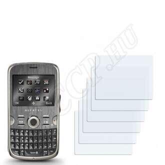 Alcatel One Touch OT-799 kijelzővédő fólia