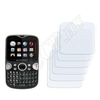 Alcatel One Touch OT-802 kijelzővédő fólia