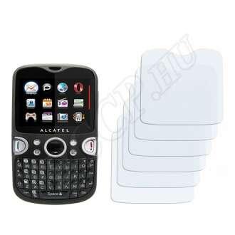 Alcatel One Touch OT-802A kijelzővédő fólia