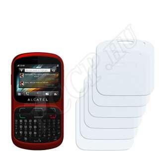 Alcatel One Touch OT-803A kijelzővédő fólia
