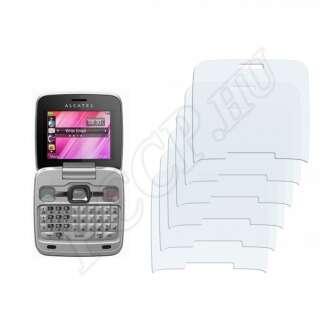 Alcatel One Touch OT-808 kijelzővédő fólia