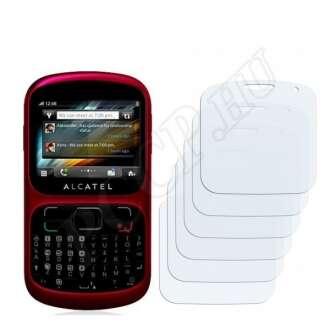 Alcatel One Touch OT-813D kijelzővédő fólia