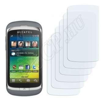 Alcatel One Touch OT-818 kijelzővédő fólia