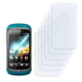 Alcatel One Touch OT-828 kijelzővédő fólia