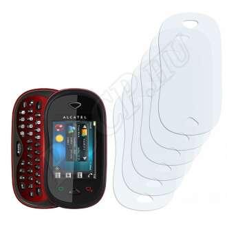 Alcatel One Touch OT-880 kijelzővédő fólia
