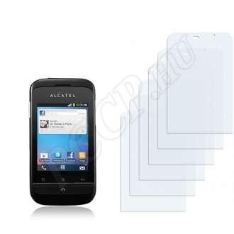 Alcatel One Touch OT-903D kijelzővédő fólia