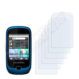 Alcatel One Touch OT-905D kijelzővédő fólia