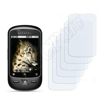 Alcatel One Touch OT-906 kijelzővédő fólia