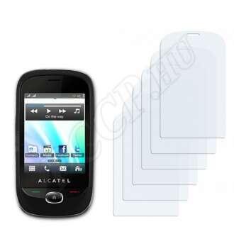 Alcatel One Touch OT-907D kijelzővédő fólia