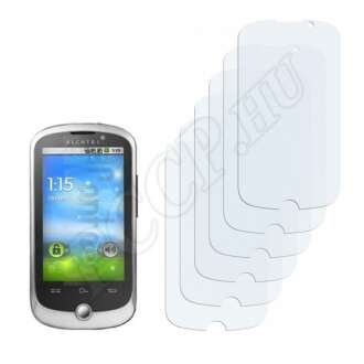 Alcatel One Touch OT-913(D) kijelzővédő fólia
