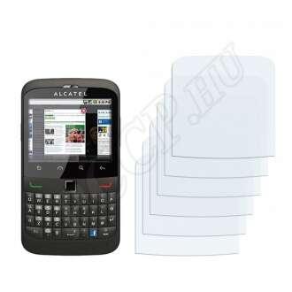 Alcatel One Touch OT-916 kijelzővédő fólia