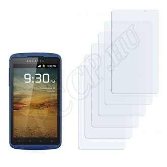 Alcatel One Touch OT-960C Ultra kijelzővédő fólia