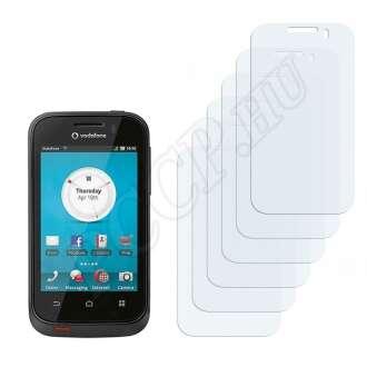 Alcatel One Touch OT-V575 kijelzővédő fólia