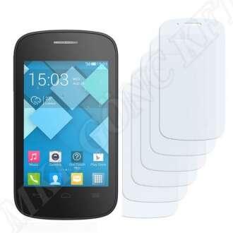 Alcatel One Touch Pop C1 kijelzővédő fólia