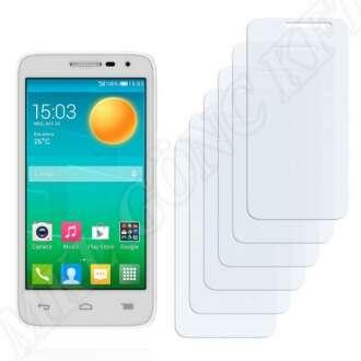 Alcatel One Touch Pop D5 OT-D5038D kijelzővédő fólia