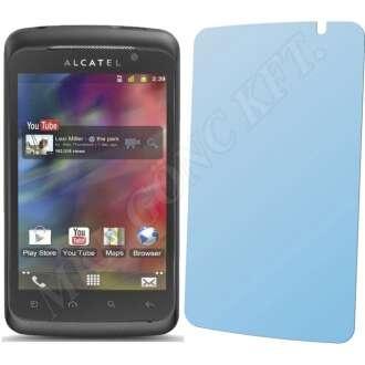 Alcatel One Touch OT-991D kijelzővédő fólia
